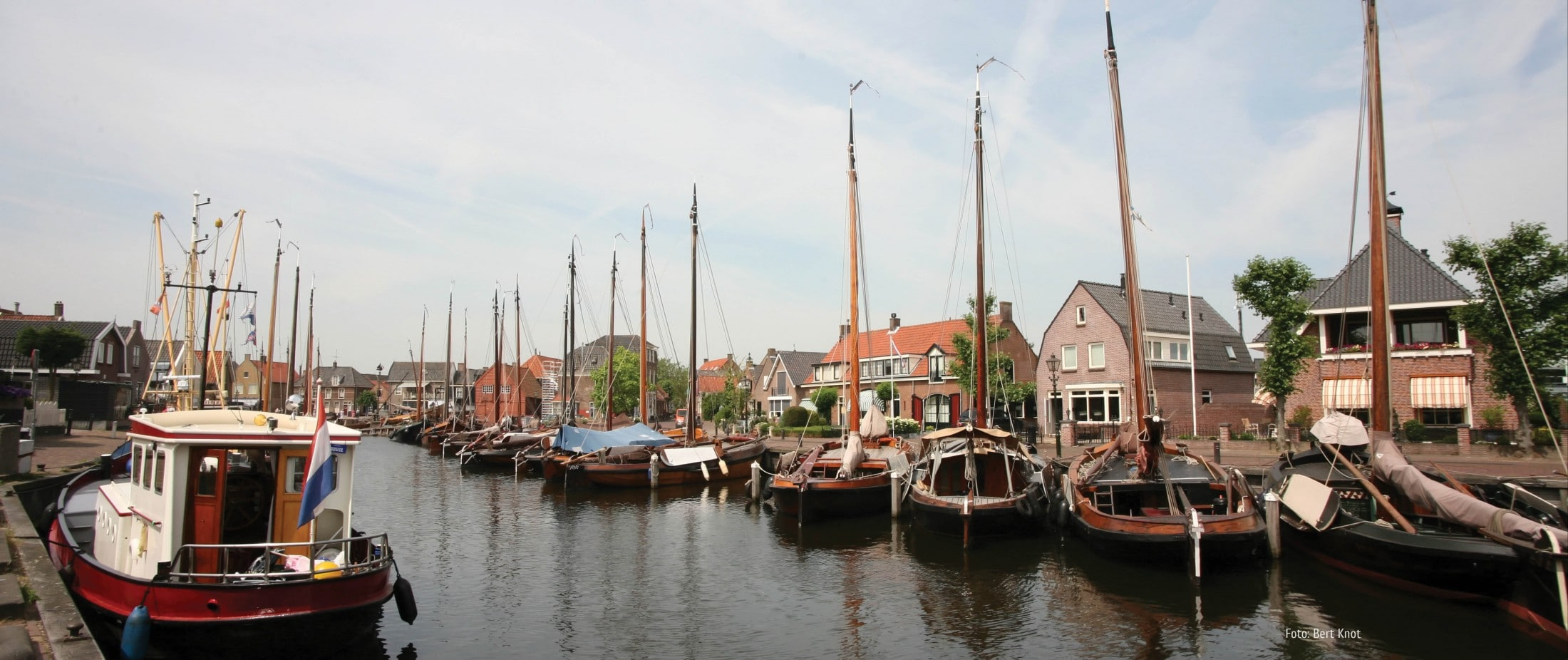 Haven Bunschoten Spakenburg