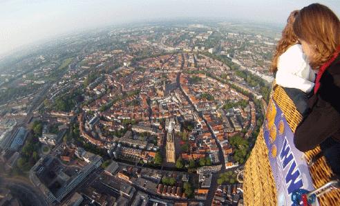 Foto: BAS Ballonvaarten