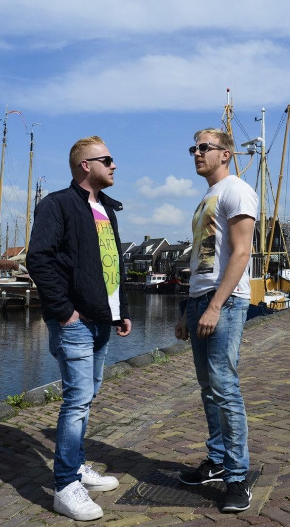 Bunschoten Spakenburg - Jankees Van Den Berg - Eric Spring in t Veld-002