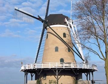 Soest - molen De Windhond