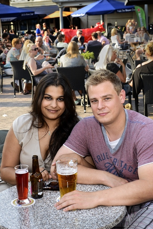 Ontmoeten - Leon en Nadia
