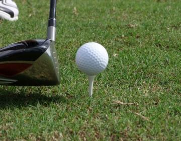 Golf golfbal golfbaan Eemnes